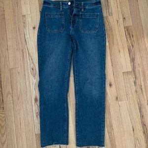 GAP Cheeky Straight Jeans